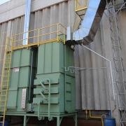 Depurazione fumi forno PVC