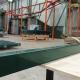 Impianto per pannelli di recinzione e pali