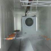 01 spruzzatura polveri termoindurenti