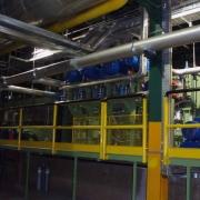 02 sezione di lavaggio industriale per coil
