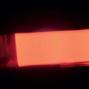03 riscaldo induttore a 800 C