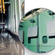 04 vasca vernice per verniciatura immersione termosifoni