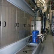 08 cabina applicazione vernici liquide con abbattimento ad acqua