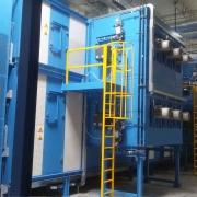 forno cottura zinco lamellare centrifuga 1